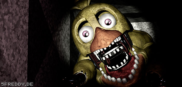 Chica von 5 Nights at Freddy's
