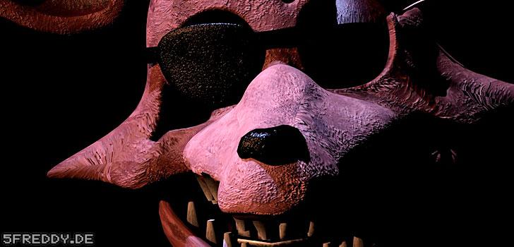 Nightmare Foxy