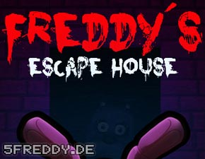 Toy Freddy's Escape House